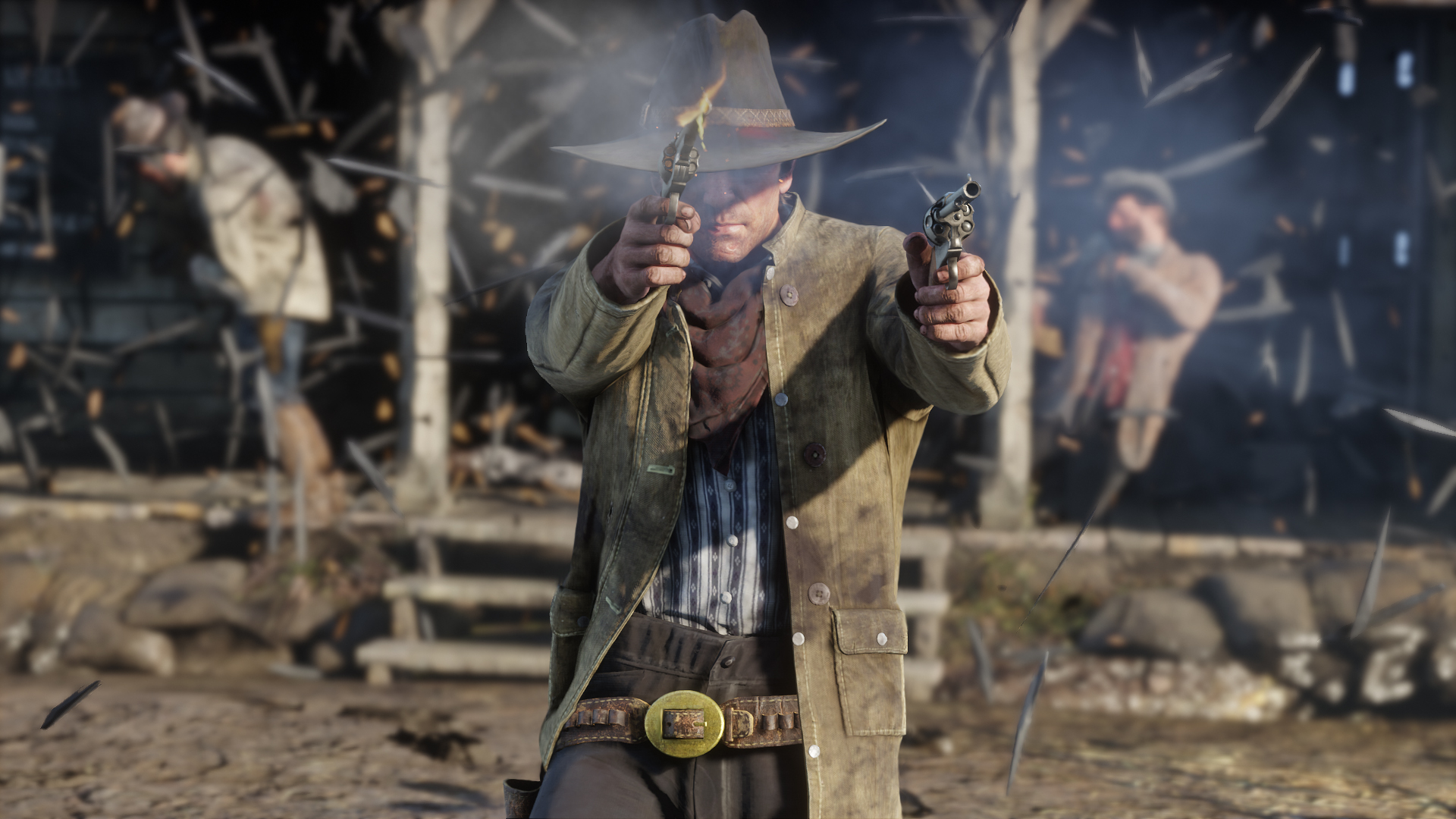 Red Dead Redemption II - shooting down hopes of a spring release