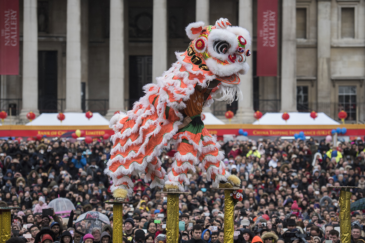 Chinese New Year 2018: Where to celebrate the Year of the Dog in London