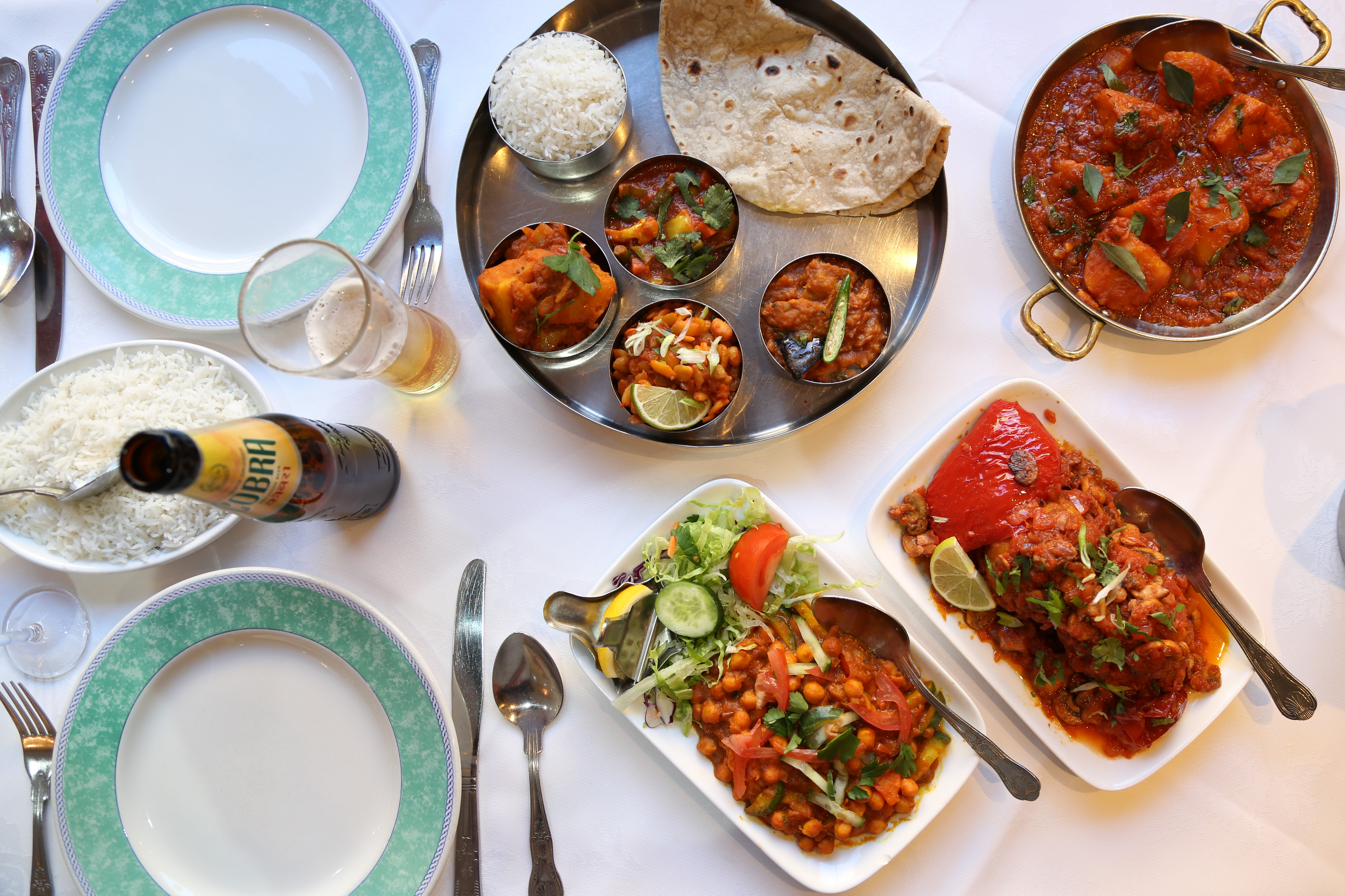 Brick Lane is getting its first ever vegan curry menu