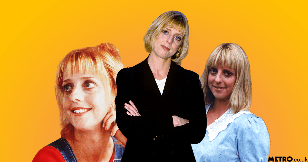 Emma Chambers best moments picture: REX/metro.co.uk