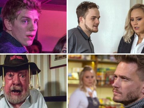 10 Emmerdale spoilers: Robert and Aaron back together, Ross acid attack anger and Sandy's emotional final scene