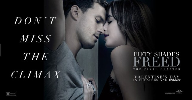 Fifty Shades Freed Uk Release Date Trailer And Cast Metro News