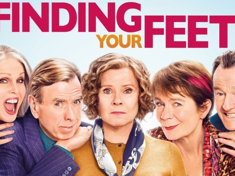 Finding Your Feet UK release date, trailer and cast