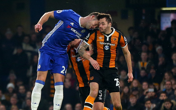Petr Cech and Gary Cahill send messages to Ryan Mason after ex-Tottenham player is forced to retire
