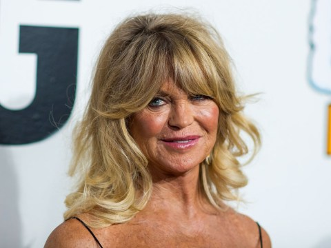 Goldie Hawn says phones are 'stealing our intimacy' in plea to parents