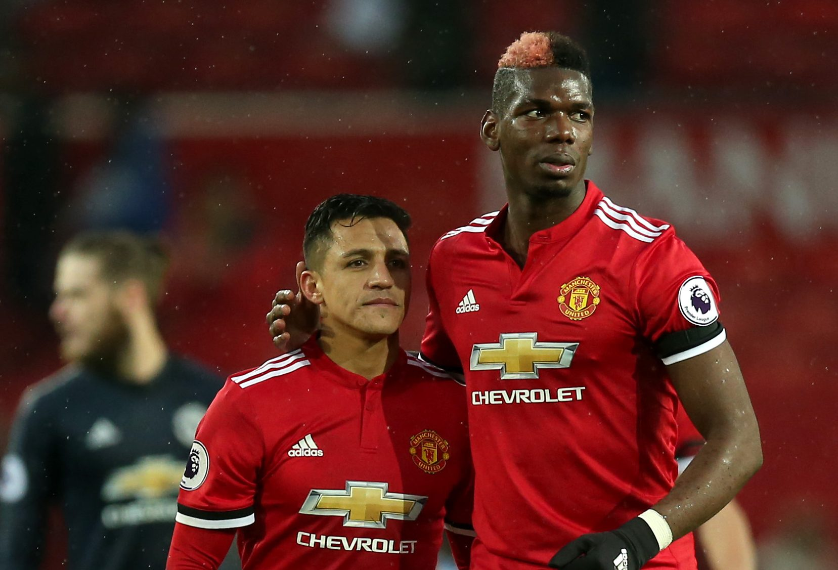 Gary Neville urges Jose Mourinho to drop Paul Pogba and Alexis Sanchez for FA Cup semi-final