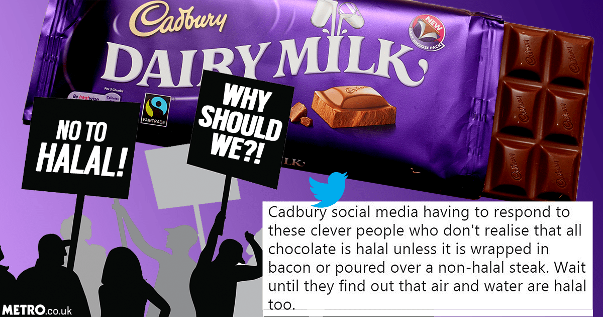 Cadbury Is Spending A Lot Of Time Explaining Why Its Chocolate Is Halal Metro News