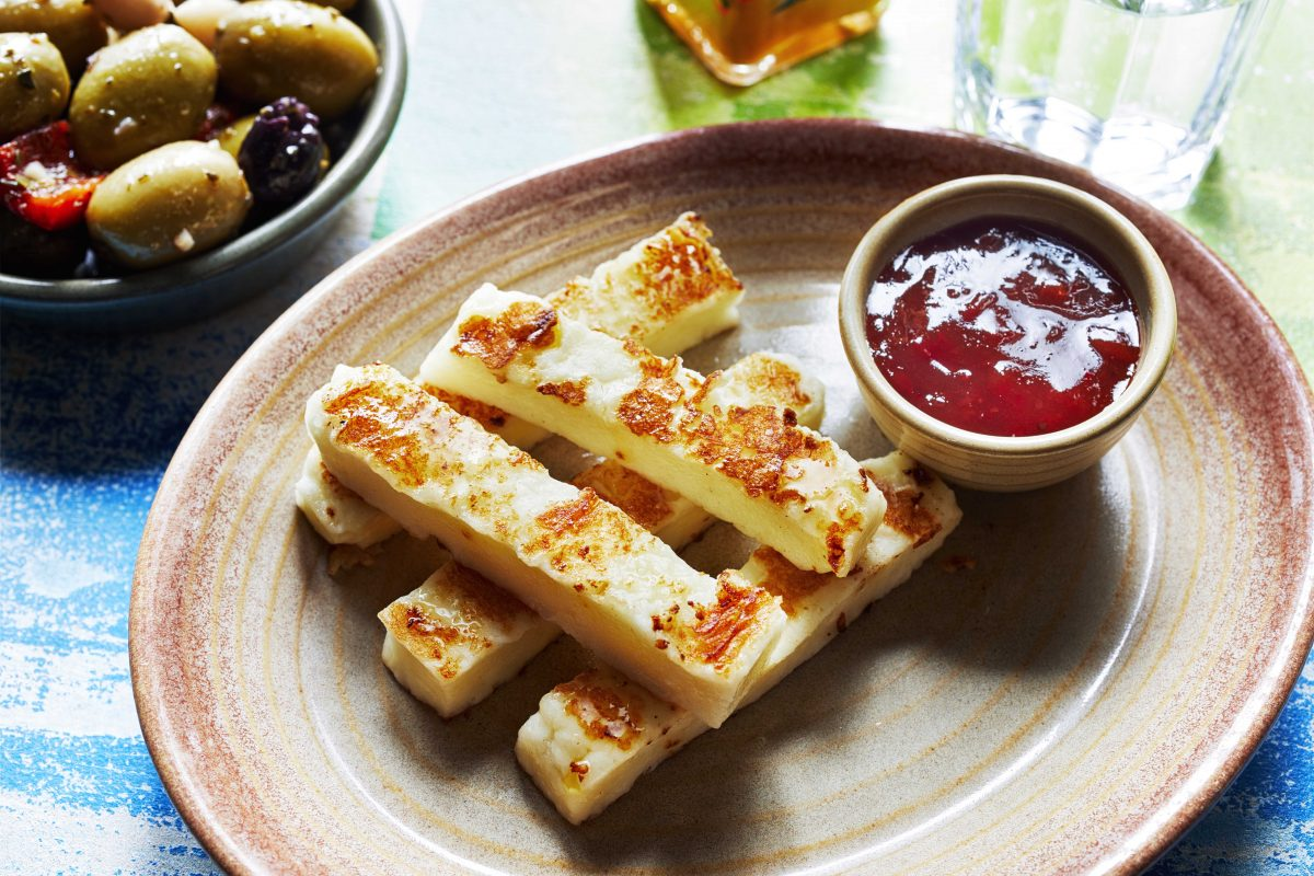 This is not a drill: Nando's is launching halloumi fries