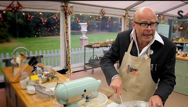 Celebrity Bake Off first trailer sees Stacey Solomon face off against Harry Hill