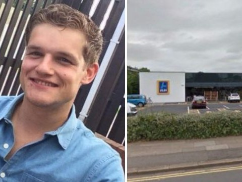 Kind stranger buys dad's food shopping when he realises he can't afford to pay