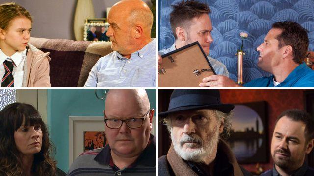 25 soap spoilers: Coronation Street glass attack, Emmerdale pregnancy, EastEnders death danger, Hollyoaks seduction