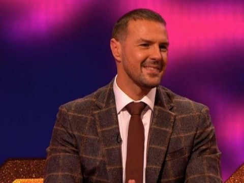 Paddy McGuinness endures awkward Keith Lemon sketch about failed marriage on Through The Keyhole