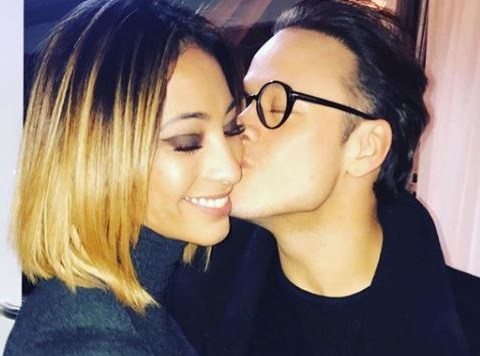 Karen Clifton posts first picture with Kevin in months amid 'split' rumours