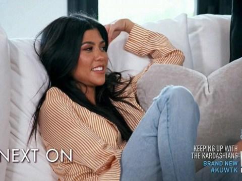Kourtney Kardashian wants to freeze her eggs for the future