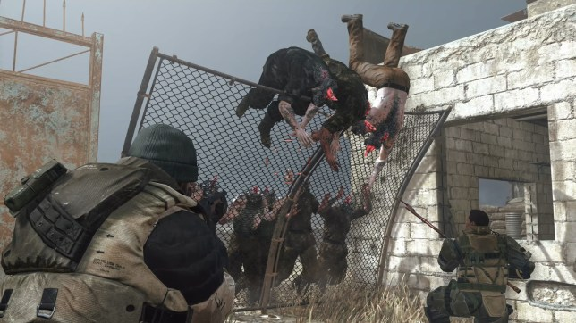 Metal Gear Survive (PS4) - the zombie spin-off you never wanted