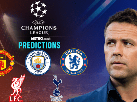 Michael Owen's Champions League & Europa League predictions, including Liverpool v Roma