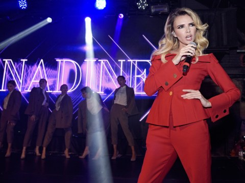 Nadine Coyle 'gives fans what they want' as she brings back Girls Aloud