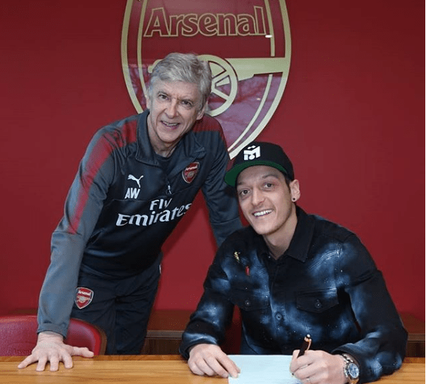 Arsenal news: Arsene Wenger issues demand to Mesut Ozil after he signs new deal | Metro News