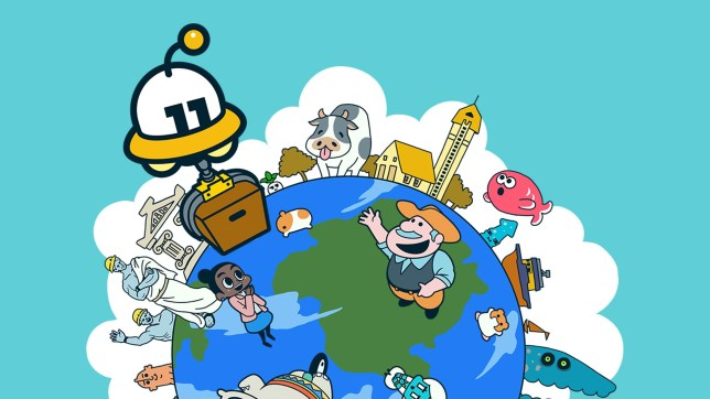 Part Time UFO - one of the month's best mobile games