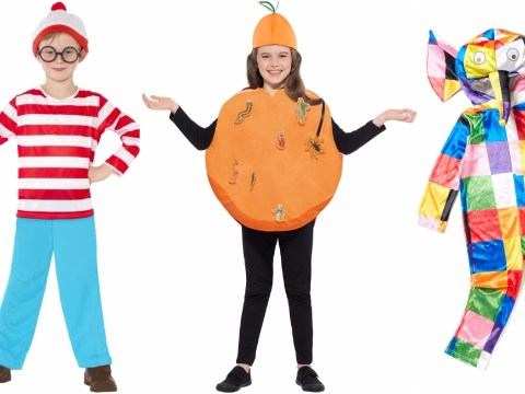 Here are some World Book Day 2018 costume ideas to help pick a character