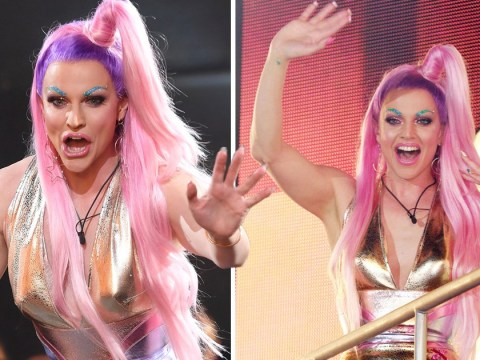Courtney Act is crowned winner of Celebrity Big Brother 2018 as Ann Widdecombe finishes second