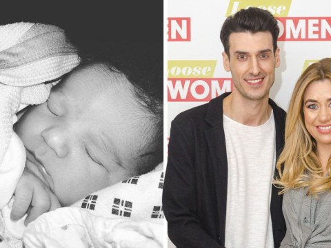 Big Brother couple Mikey Dalton and Grace Adams-Short give new baby daughter an unusual name
