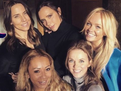 Mel C confirms the Spice Girls are 'talking about their future' after reunion pic goes viral