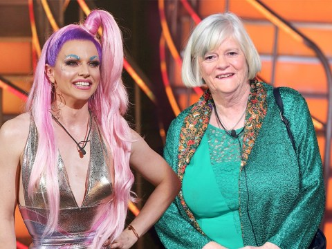 Courtney Act thinks Ann Widdecombe winning CBB would have been a sign of the apocalypse