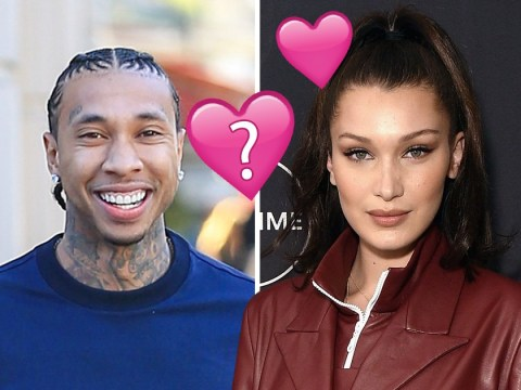 What the hell is going on between Kylie Jenner's ex Tyga and Bella Hadid?