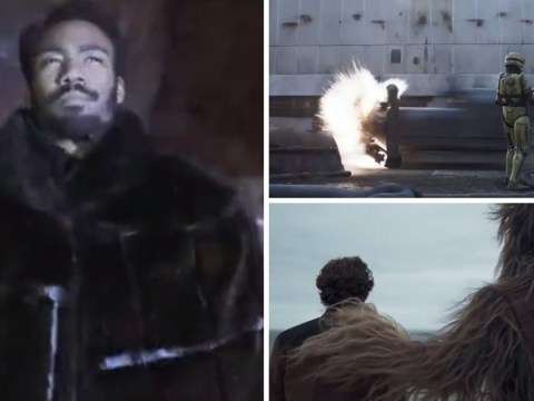 Donald Glover's Lando Calrissian and Alden Ehrenreich's Han get their big reveals in Solo trailer – but what did we learn from the Star Wars teaser?
