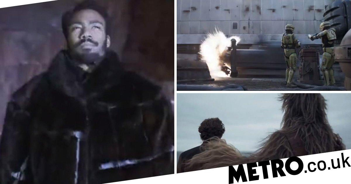 What We Learnt From Solo A Star Wars Storys New Trailer Metro News
