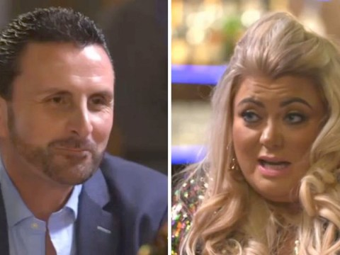Celebs Go Dating fans accuse Gemma Collins of treating date like a job interview as she asks him about his toilet habits
