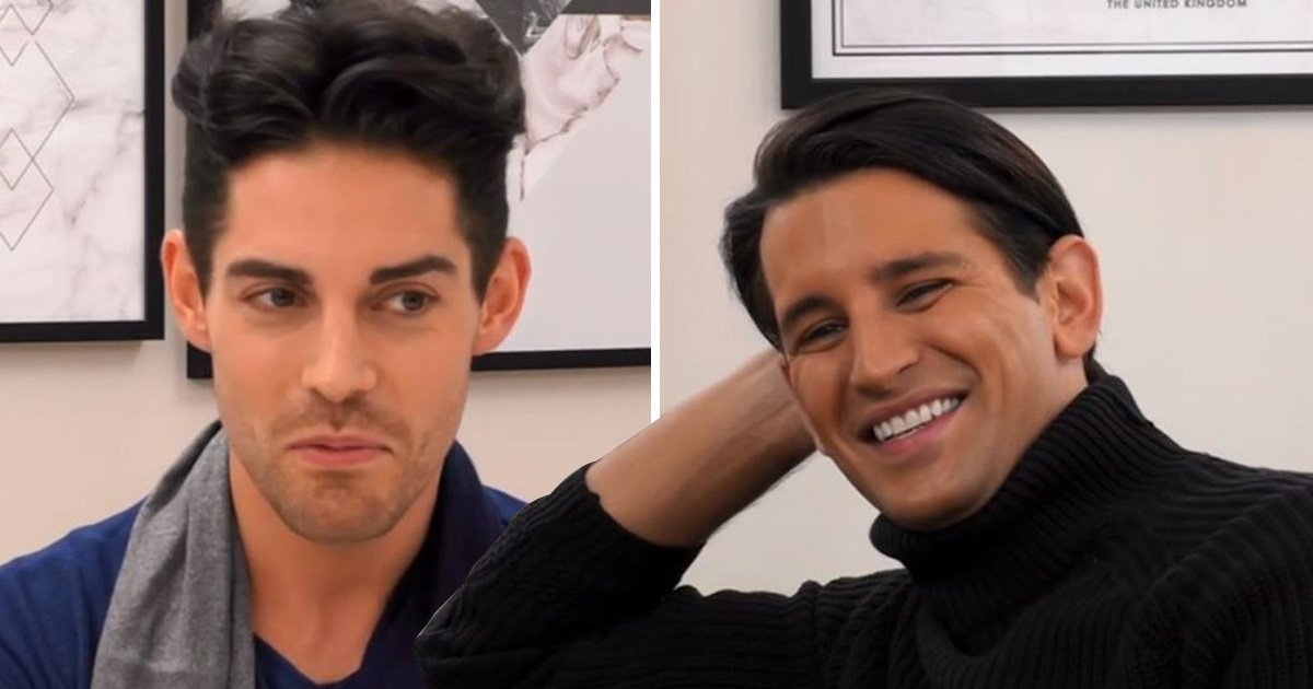 'Plot twist!': Celebs Go Dating viewers want to set up Ollie Locke with the show's receptionist Tom Read Wilson