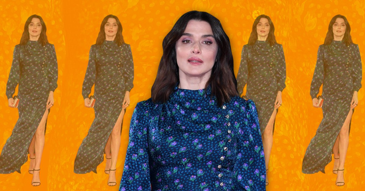 Rachel Weisz rocks thigh-high slit on red carpet after claiming marriage to Daniel Craig isn't 'exceptional'