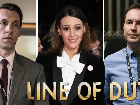 Line Of Duty's Craig Parkinson is on board with a Suranne Jones guest appearance in series 5: 'She'd kill it'
