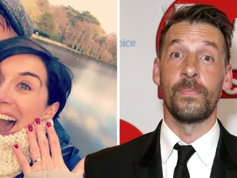 Line Of Duty's Craig Parkinson is holding out for an invite to co-star Vicky McClure's wedding: 'I bloody hope so!'