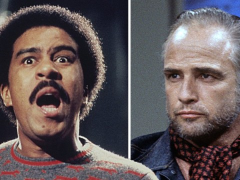 Richard Pryor's widow confirms he did have sex with Marlon Brando