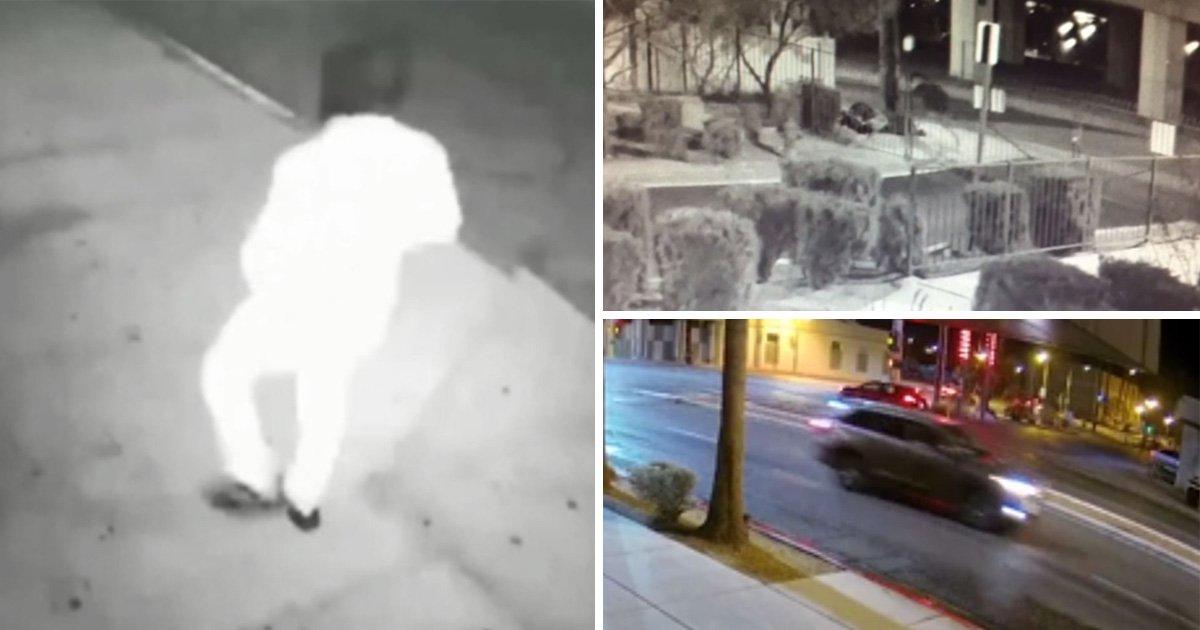 Hunt for serial killer shooting homeless people in Las Vegas