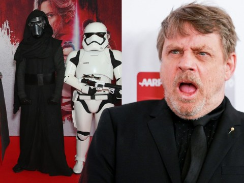'I don't know what anybody's complaining about': Mark Hamill does NOT have time for any negative Star Wars fans