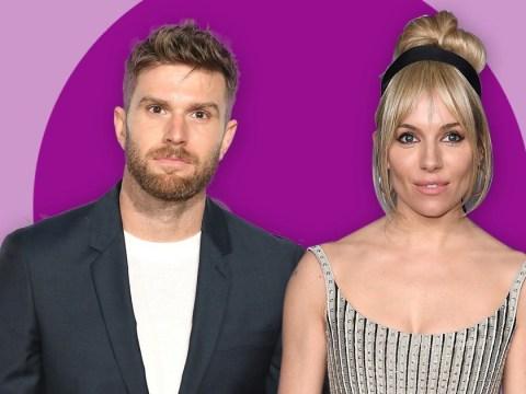 Joel Dommett reveals awkward sex scene with Sienna Miller was cut from movie
