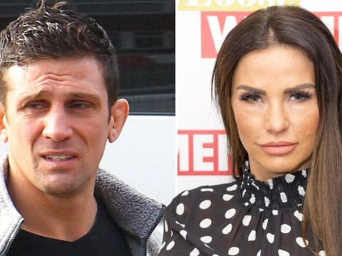 Katie Price questioned by police for allegedly showing TV audience sex tape of ex-husband Alex Reid
