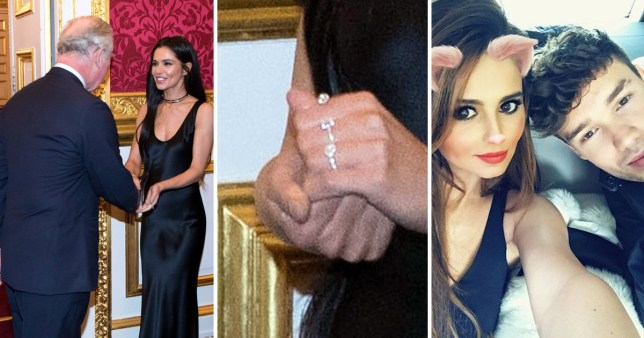 Is cheryl engaged?