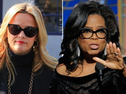 Oprah thinks Reese Witherspoon suffered from PTSD after Harvey Weinstein scandal surfaced