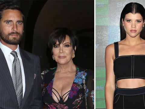 Kris Jenner confronts Scott Disick over 19-year-old girlfriend Sofia Richie's age and it gets awkward