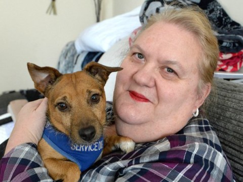 Ex-Army nurse 'was thrown out of supermarket for taking assistance dog with her'