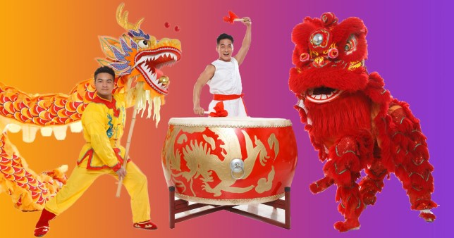 Why is there always a dragon in Chinese New Year parades/celebrations?