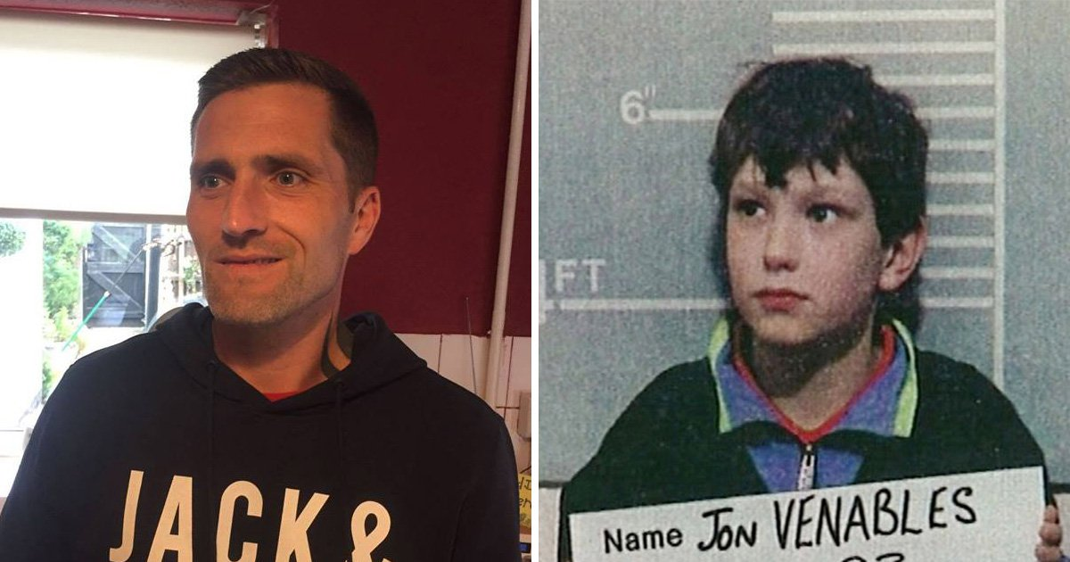 Inmate attacked Jon Venables after he 'bragged about killing James Bulger'