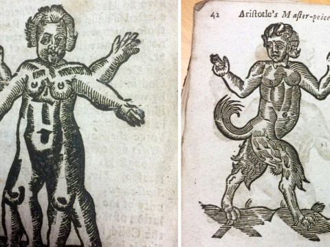 Sex manual from the 1720s could be the perfect Valentine's gift this year