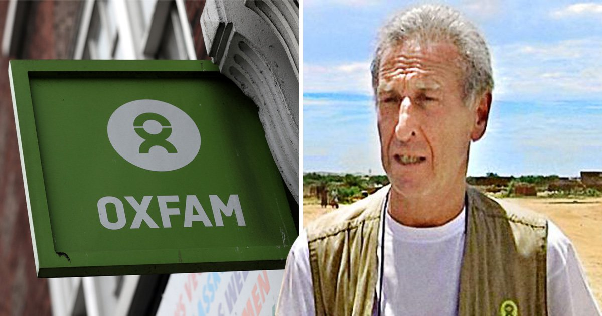 Oxfam Haiti scandal boss quit previous charity job over sex party claims