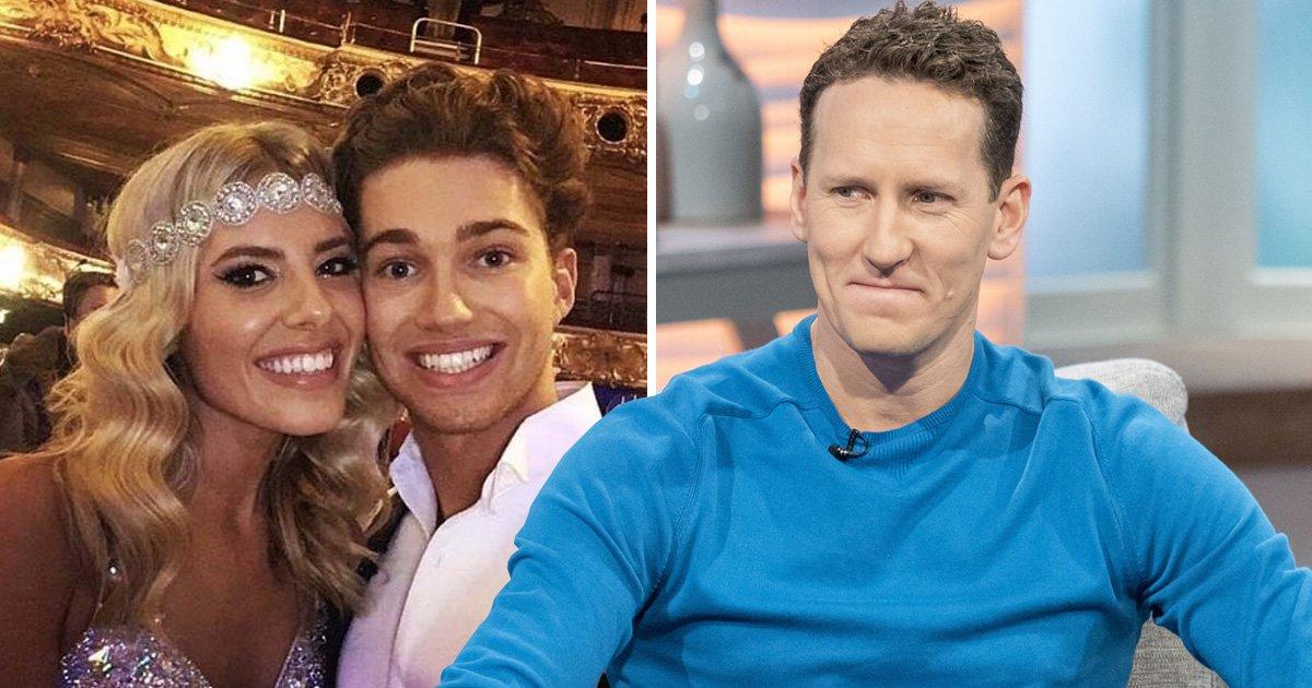Strictly's Brendan Cole reveals Mollie King and AJ Pritchard did enjoy a secret romance